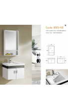 Bathroom Cabinet 3005-60