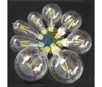 LED Filament Bulbs other type - Build to Order