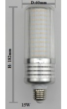 LED Bulbs E27 15W-VB1501