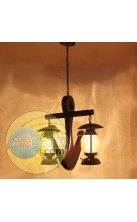 Pendant Light Wooden 5110-2P
