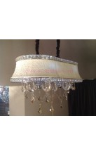 Crystal Pendant Light 95599-7