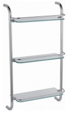 Glass Shelve - Triple